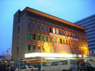 artgenda-Center am Steindamm in Hamburg