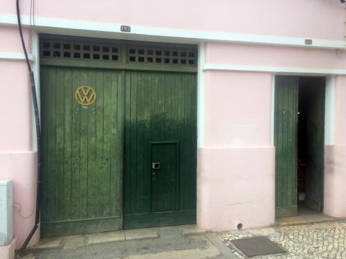 VW Werkstatt in Portugal